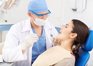 Leistung Parodontologie