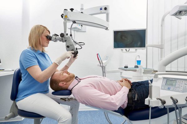 Endodontologie/Wurzelbehandlungsraum